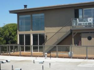 Santa Monica Condo - Remodeled Deck